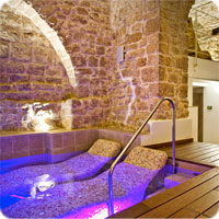 Romance & SPA hotels in the Bari area
