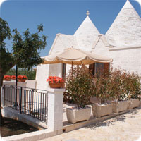 Self catering accommodation in Itria Valley