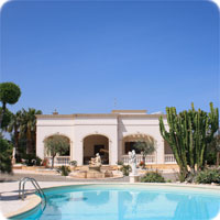 Holiday Villas with swimming pool